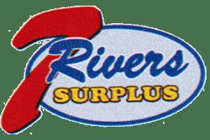7 Rivers Surplus Logo