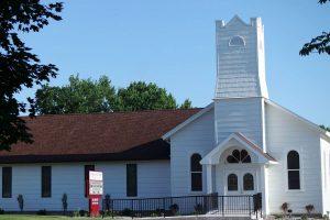 Hokah Community Church Exterior