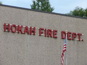 Hokah Fire Department Exterior